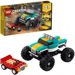 Le Monster Truck Creator