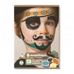 6 Maquillages-Pirates