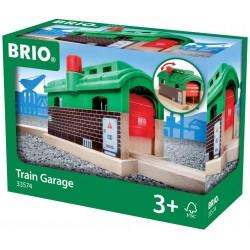 Tunnel garage
