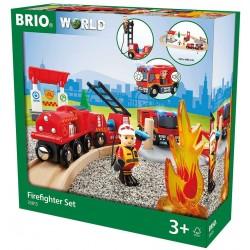 Circuit Action Pompier