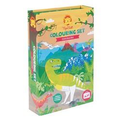 Colouring Sets/Dinosaur