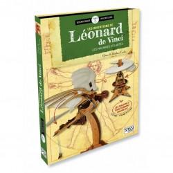 Les inventions de Léonard...