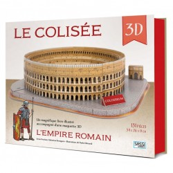 Maquette - L'Empire romain...