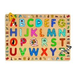 Puzzle Educatif ABC