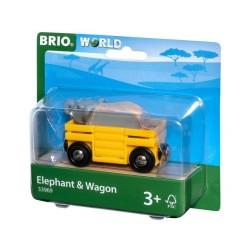 Wagon Eléphant