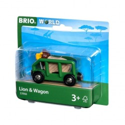 Wagon Lion