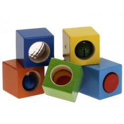 Cubes Découverte Eveil