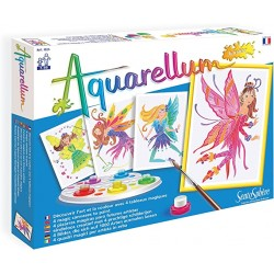 Aquarellum fées junior