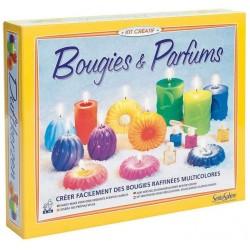 Bougies et parfums