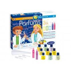 La chimie des parfums