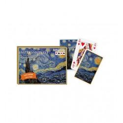 2 Jeux de 55 cartes Van...