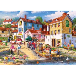 Puzzle 2000pcs - The four...