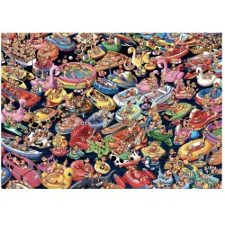Puzzle 1000pcs Ruyer - Les...