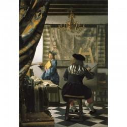 Puzzle 1000pcs Vermeer -...