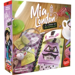 Mia London  fripouilles