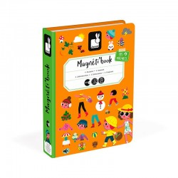 Magnetik book 4 saisons