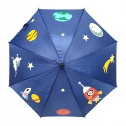 Parapluie cosmonaute...