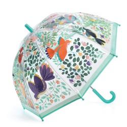 Parapluie Fleurs & Oiseaux
