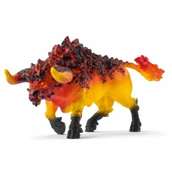 Taureau de feu