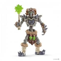 Squelette de Pierre avec arme
