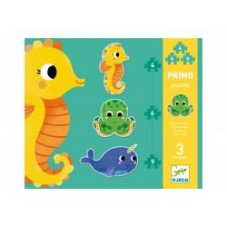 Primo puzzle - Dans la mer