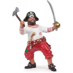Pirate à la hache