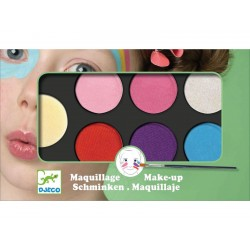 Maquillage 6 couleurs sweet