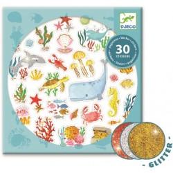 Stickers aqua dream