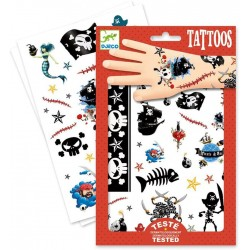 Tatouages pirates
