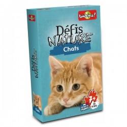 Défis nature chats
