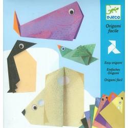 Origami animaux polaires