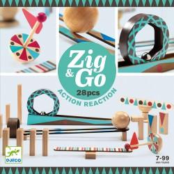 Zig & Go 28pcs