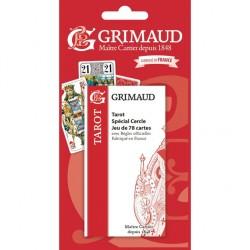 Tarot 78 cartes - Grimaud...