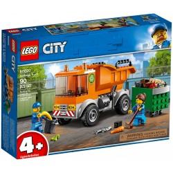Le camion de poubelle - City