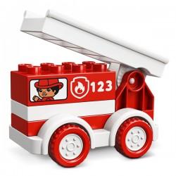 Le camion de pompiers Duplo