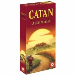 Catan : Extension 5 à 6...