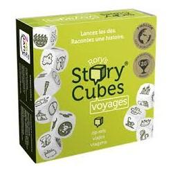 Story cubes Voyages - vert