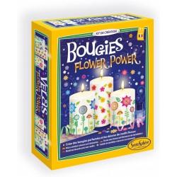Kit créatif bougies Flower...