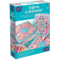 Coffret à diamanter -...