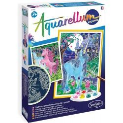 Aquarellum phospho licornes
