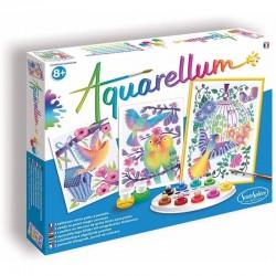 Aquarellum Les Oiseaux...