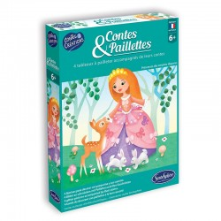 Contes & paillettes Princesses