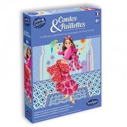 Contes & paillettes danseuses