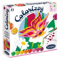 Colorizzy - Papillons
