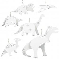 Mes dinosaures à colorier