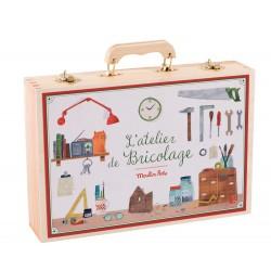 Grande valise bricolage 14...