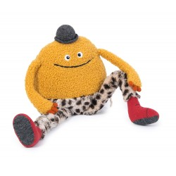 Mouni jaune Les Schmouks