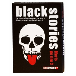Black stories - morts de...