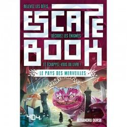 Escape book Le pays des...