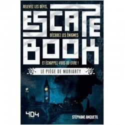 Escape book - le piège de...